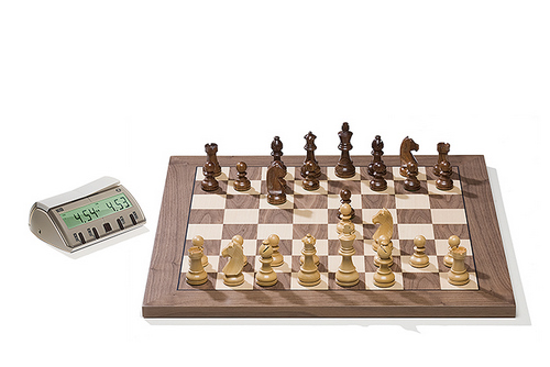 Walnut Dgt Electronic Chessboard E Board Usb Port