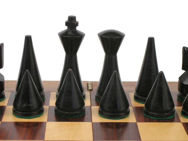 Contemporary Modern Chess Set 0 1278 426100